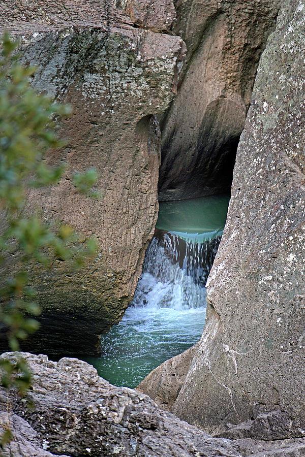 Cascades de Basaseachi 27 by Jeff Brunton