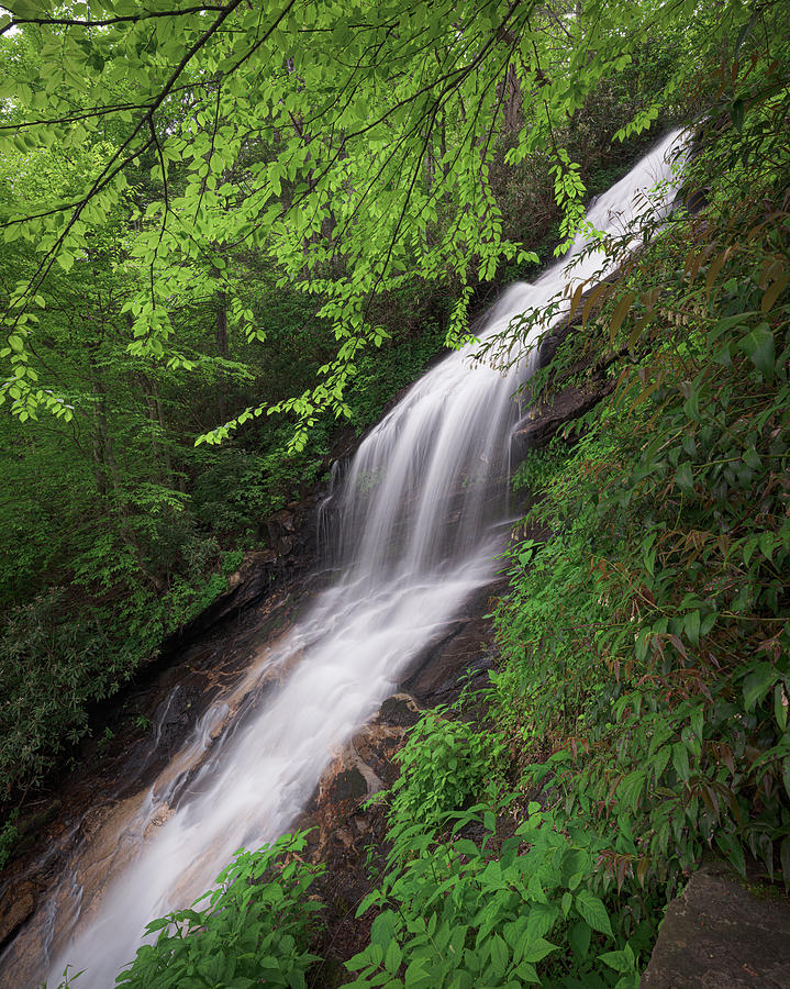 Cascades Falls 1 by Patrick M Lynch
