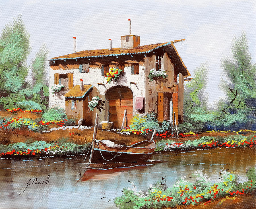 cascina RA Painting