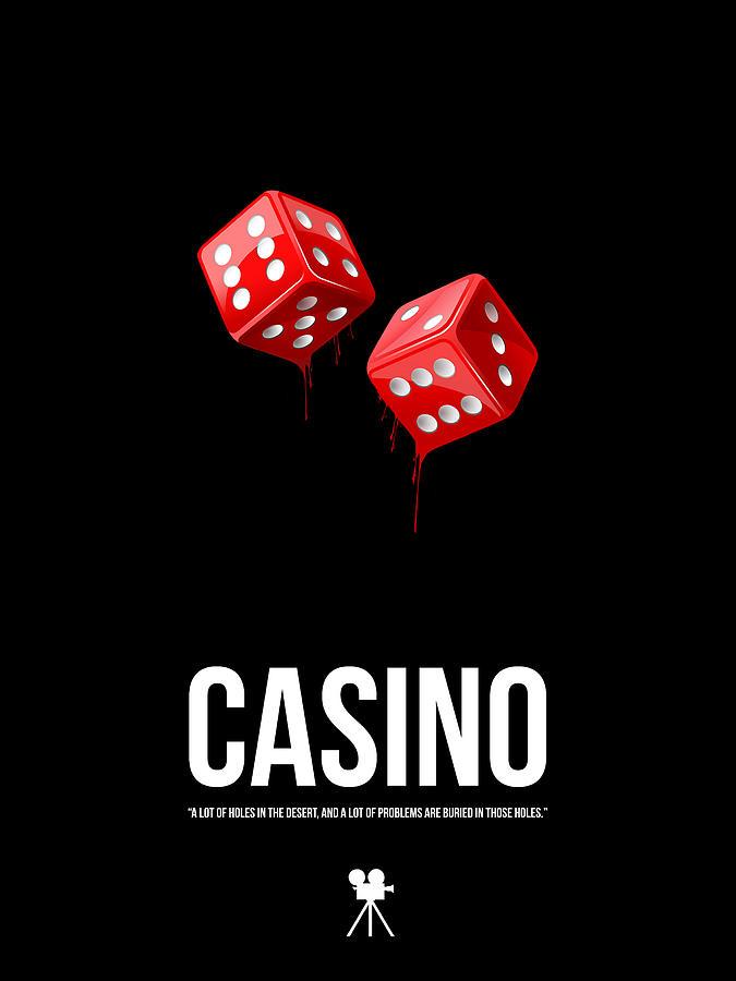 Casino Digital Art - Casino by Naxart Studio