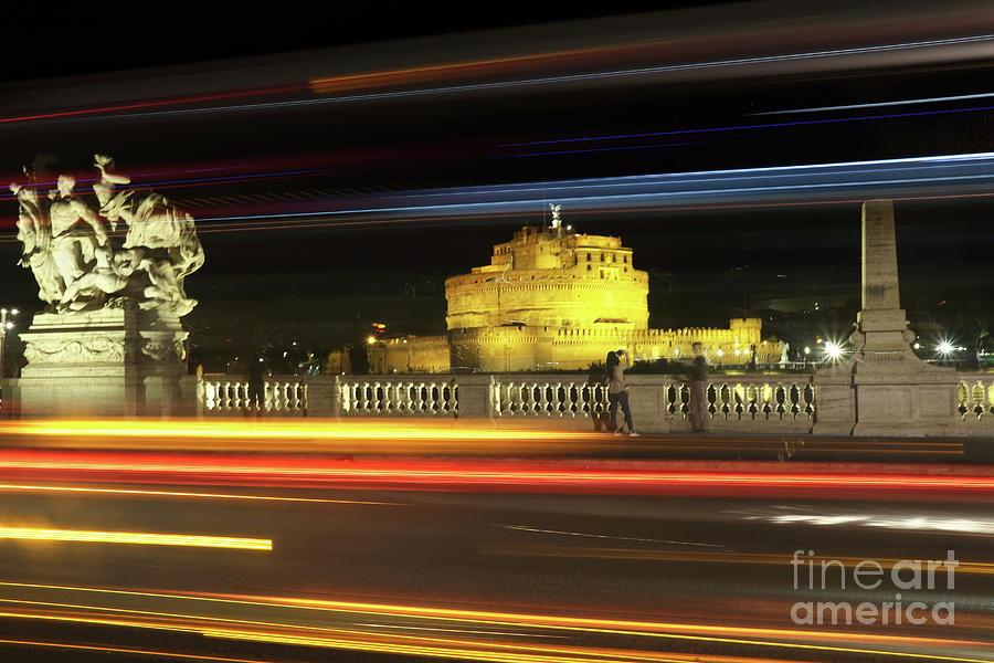 Castel Sant'Angelo by Peter Skelton