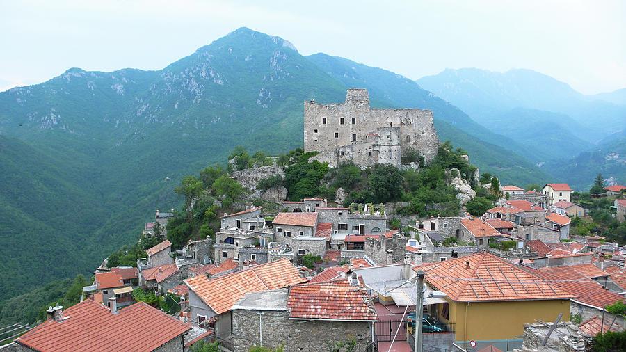 Castelvecchio Di Rocca Barbena Photograph by Photo By Randi Larsen
