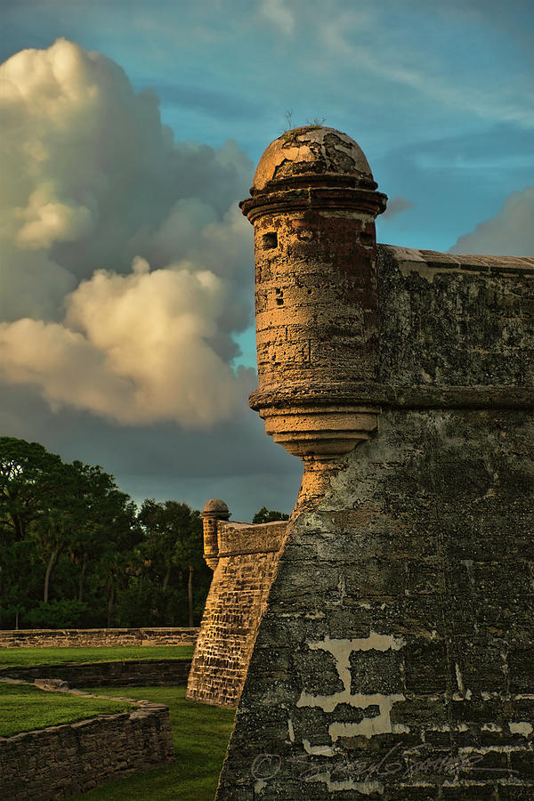 Castillo Golden Bastion by Stacey Sather