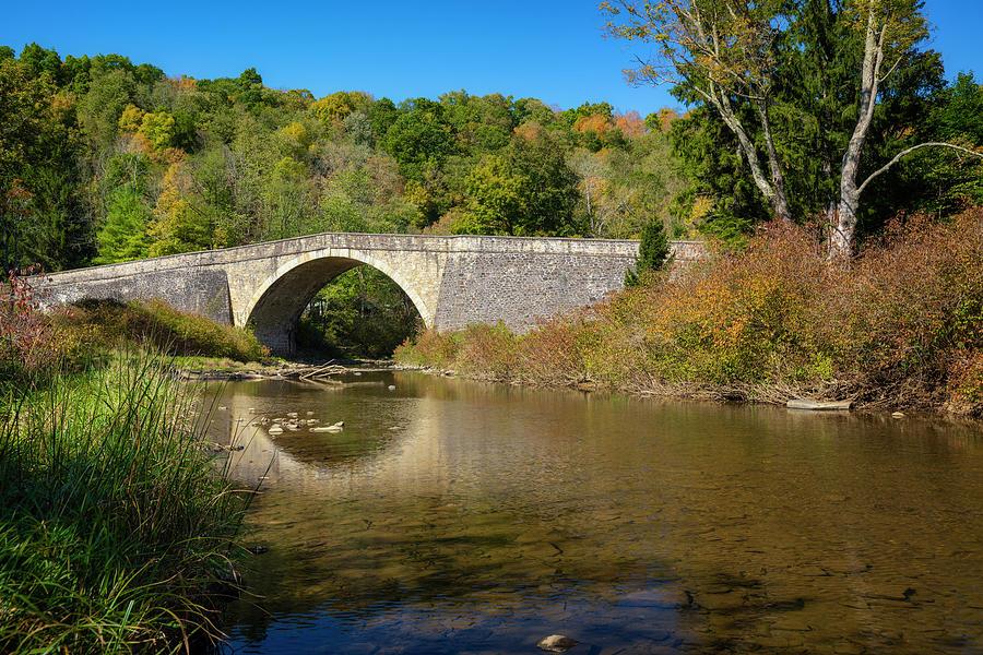 Castleman River Bridge by Tom Mc Nemar