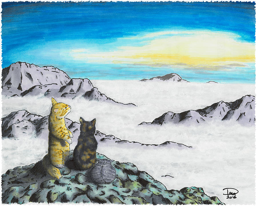 Catventures Revisited by Derek Motonaga