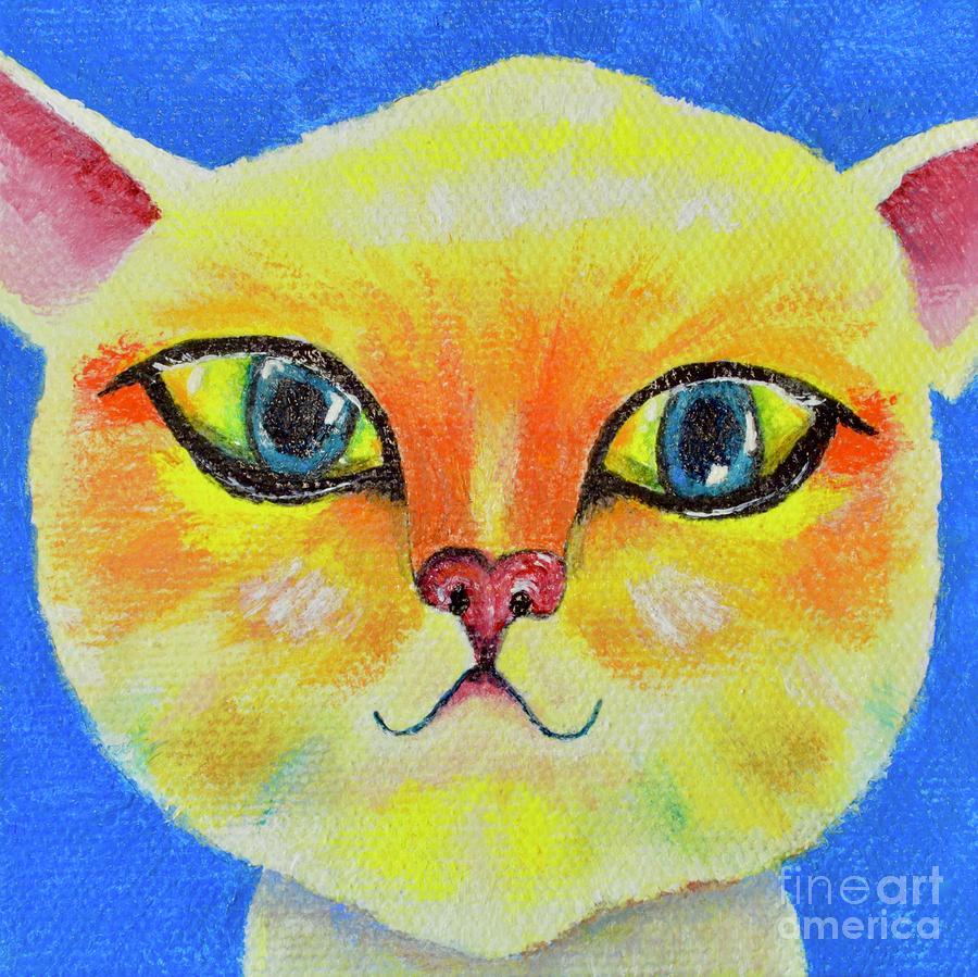Cat by Mary Scott