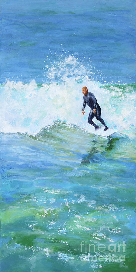 Catch Another Wave by BONNIE RINIER