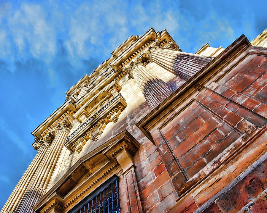 Cathedral Photograph - Catedral De Malaga I by Borja Robles