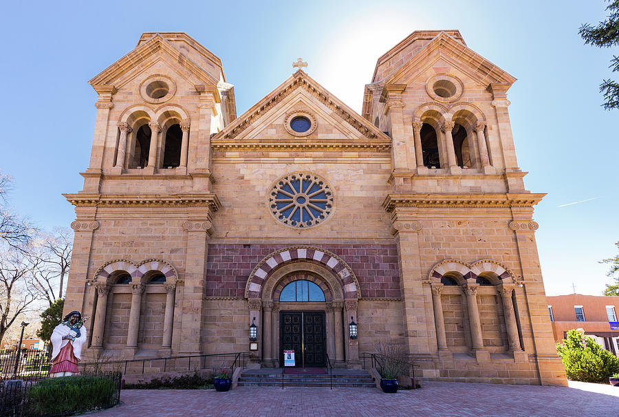 Cathedral Basilica of St. Francis of Assisi by Tim Stanley