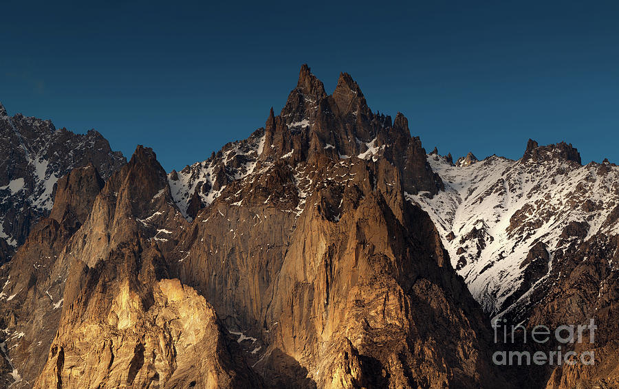 Cathedral of Passu by Awais Yaqub