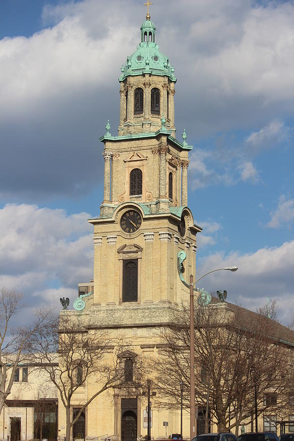 Milwaukee Photograph - Cathedral Of St. John The Evangelist by Callen Harty