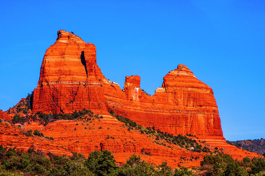 Sedona Photograph - Cathedral Rock by Fernando Margolles