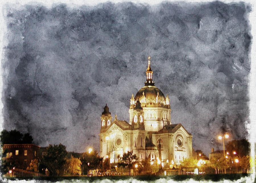 Cathedral Skyline by Tom Reynen