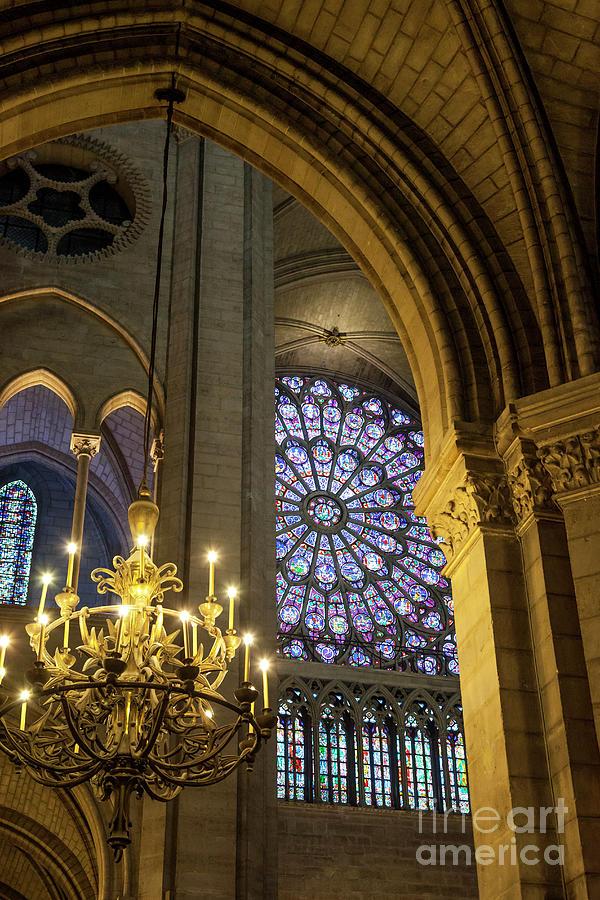Cathedrale Notre Dame de Paris by Brian Jannsen