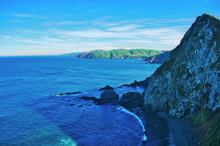 Catlin Coast - New Zealand by Steven Ralser
