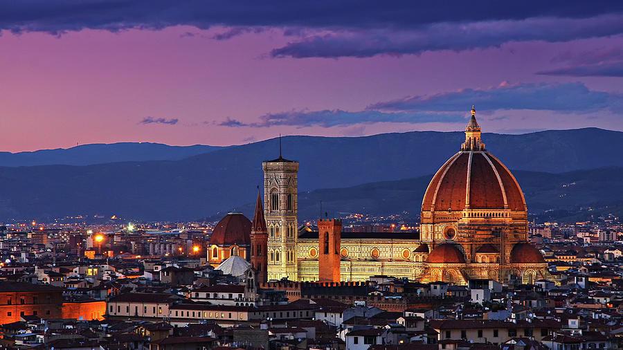 Cattedrale Di Santa Maria Del Fiore - Photograph by Www.matteorinaldi.it