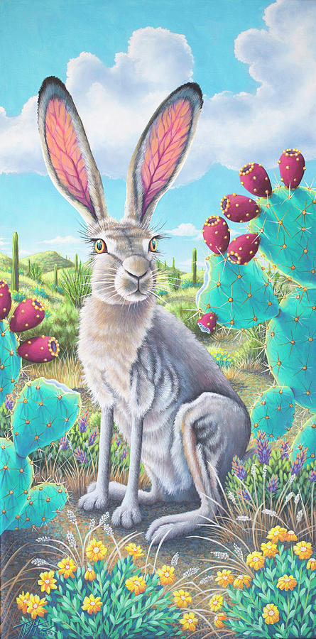 Catus Jack's Prickly Paradise by Tish Wynne