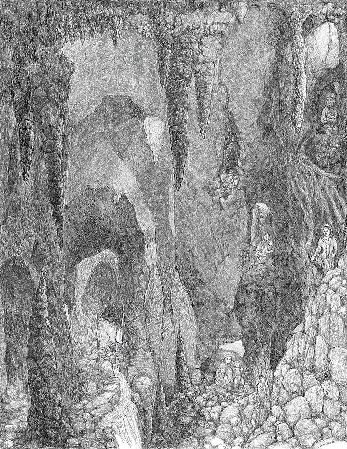 Cave People by Steve Breslow