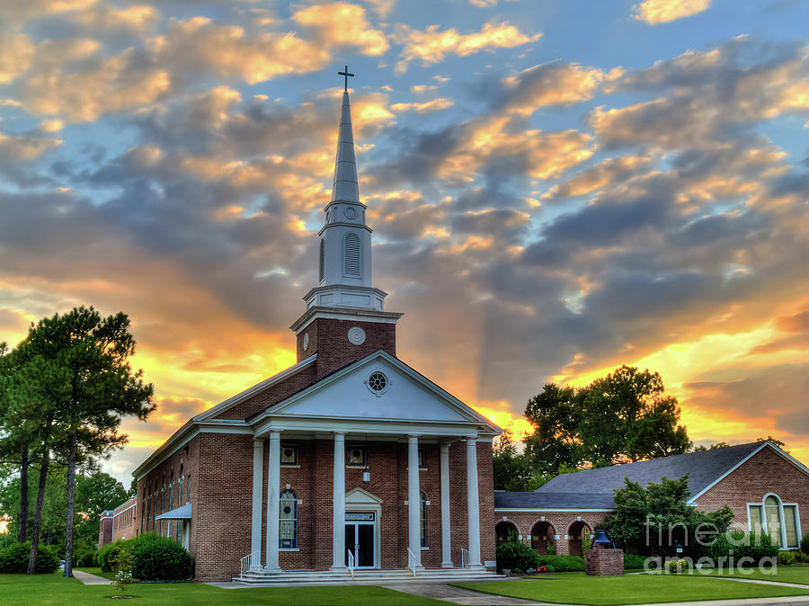 Cayce UMC by Charles Hite