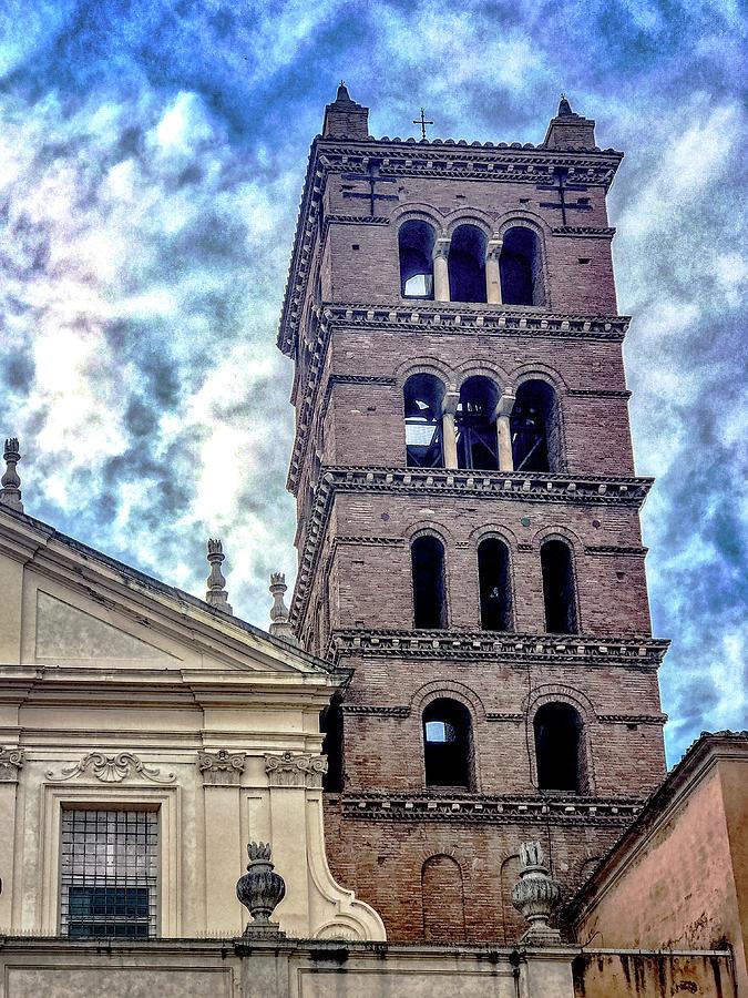 Italia Photograph - Cecilias Bells by Joseph Yarbrough