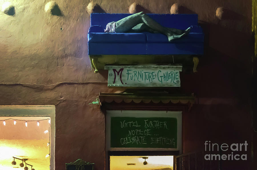 Celebrate Everything- NOLA Bywater Store -  Funny by Kathleen K Parker