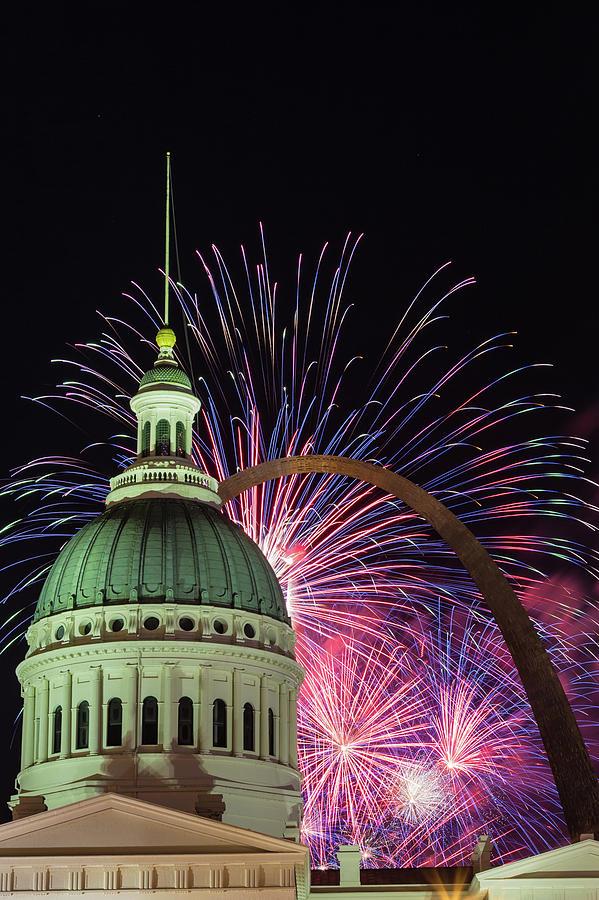 Celebration in St. Louis by Joe Kopp