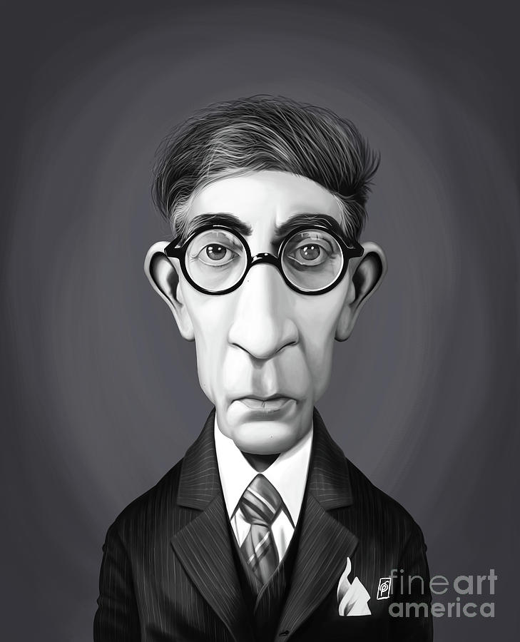 Celebrity Sunday - Constantine P. Cavafy by Rob Snow