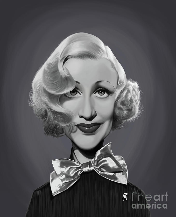 Celebrity Sunday - Ginger Rogers by Rob Snow