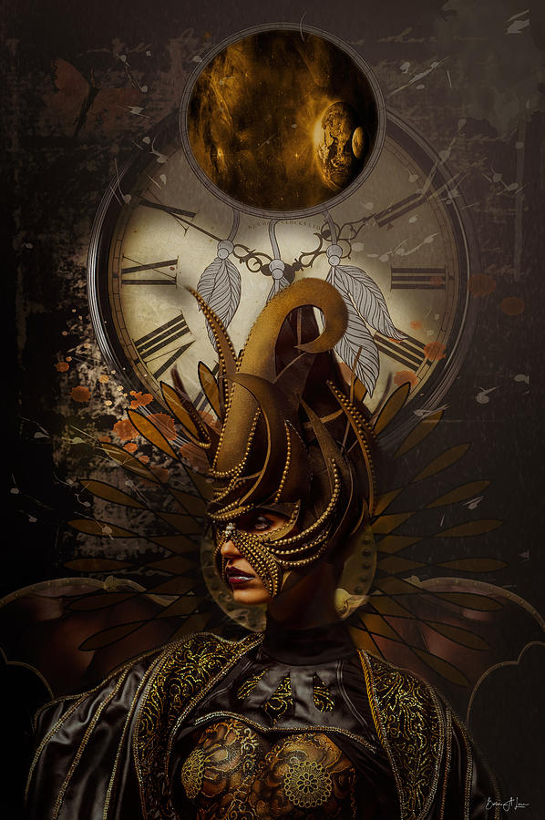 Celestial Dreamcatcher by Barbara A Lane