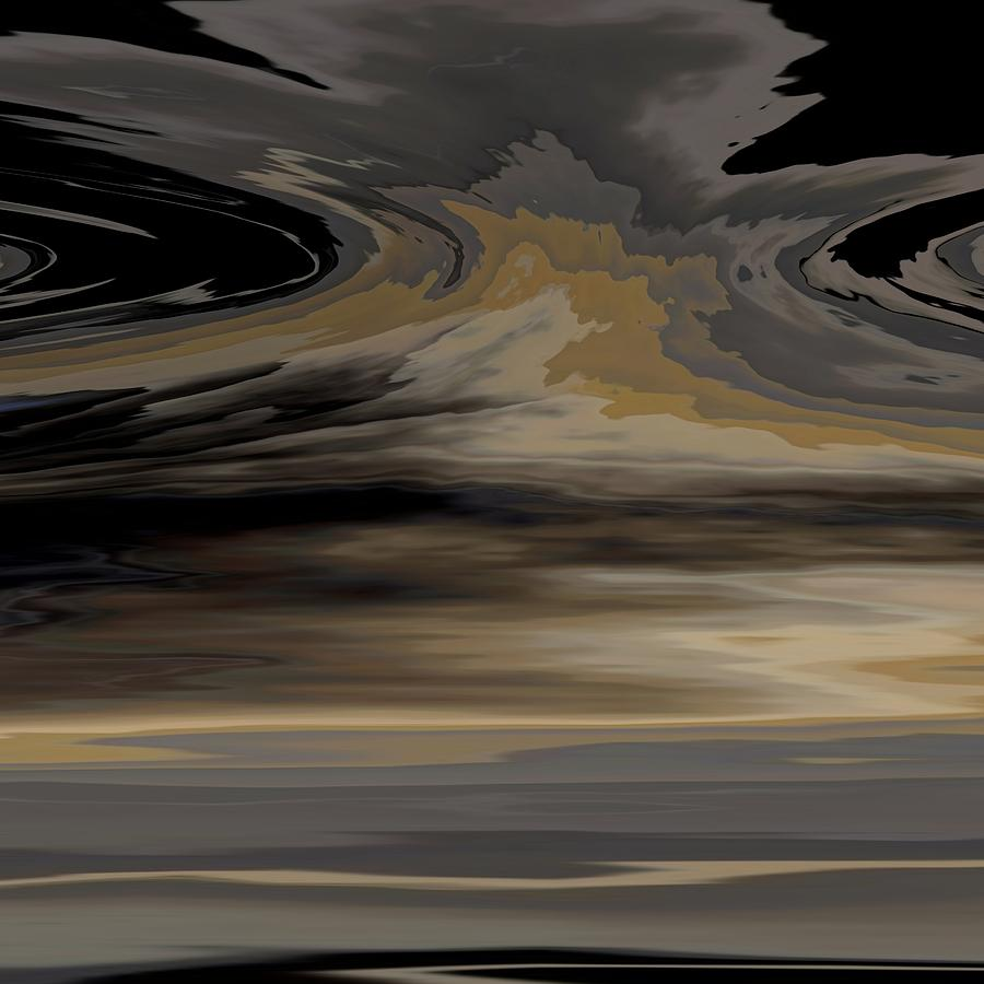 Michal Painting - Celestial Horizon 112 by Michal Mitak