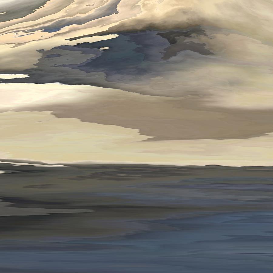 Michal Painting - Celestial Horizon 117 by Michal Mitak