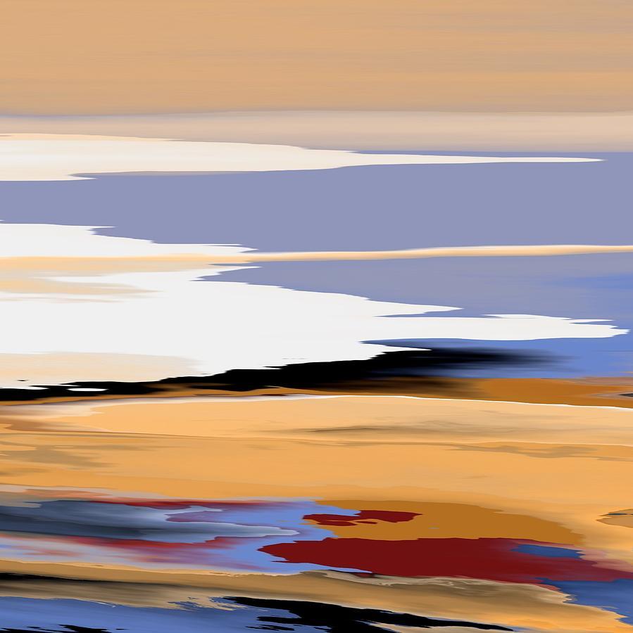 Michal Painting - Celestial Horizon 31 by Michal Mitak