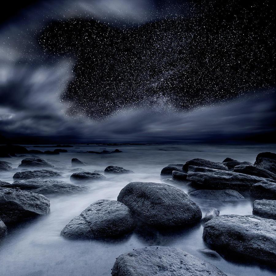 Celestial Night by Jorge Maia