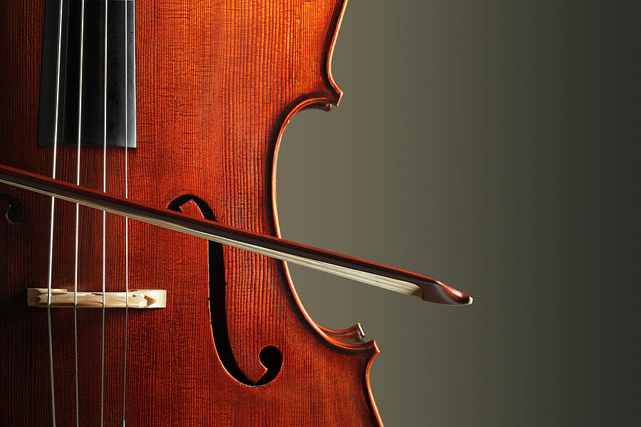 Cello Photograph by Dny59