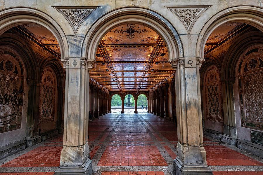 Central Parks Hidden Secret by T-S Fine Art Landscape Photography