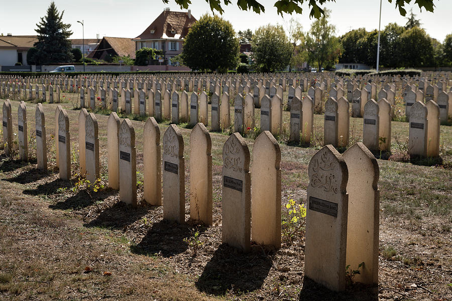 Cernay French Military Cemetery #2 by RicardMN Photography