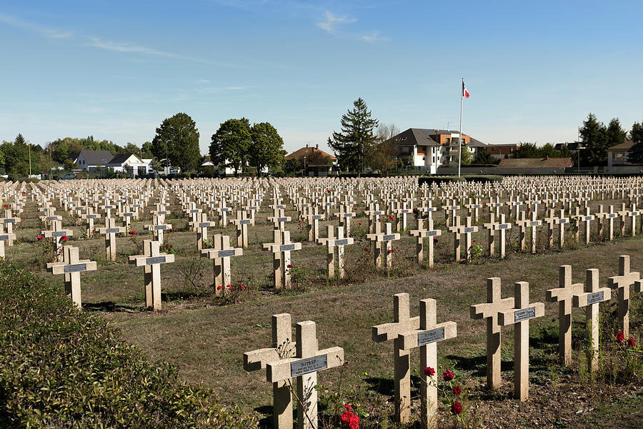 Cernay French Military Cemetery #3 by RicardMN Photography