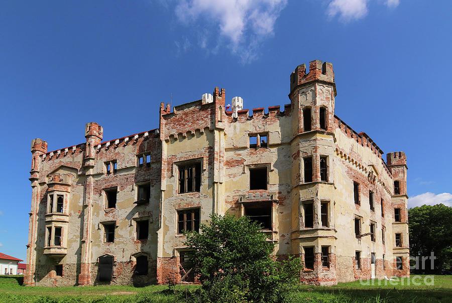 Cesky Rudolec Chateau by Michal Boubin