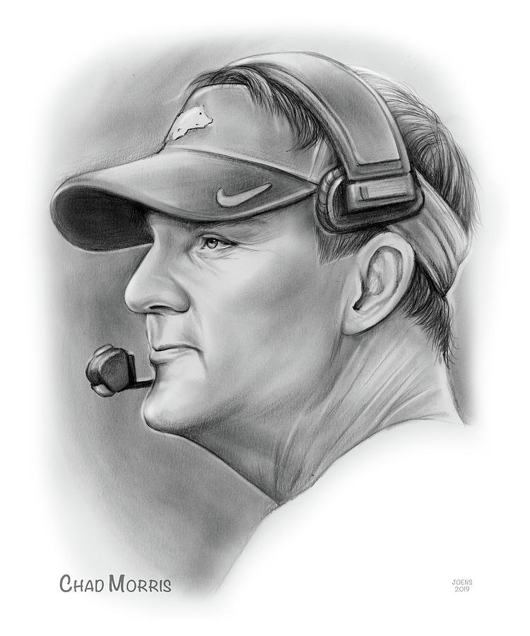Chad Morris Drawing