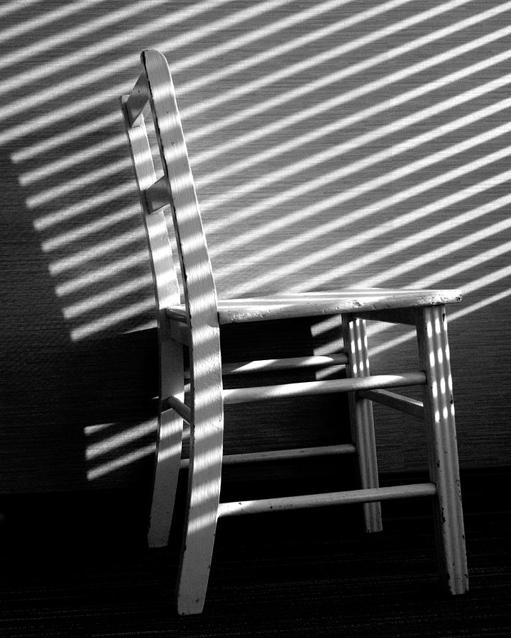Blinds 1 / The Chair Project by Dutch Bieber
