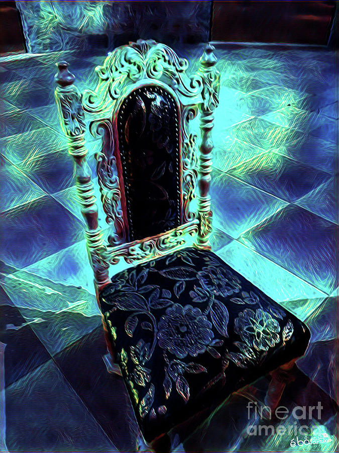 Chair for a Royal by Elaine Berger
