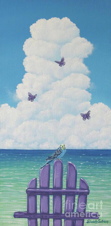 Chairadise by Elisabeth Sullivan