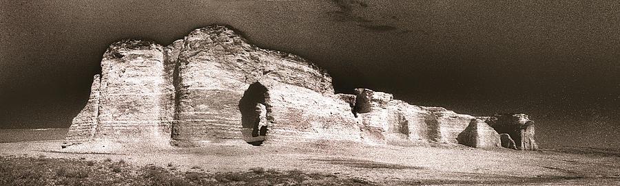 Kansas Pyramids Photograph