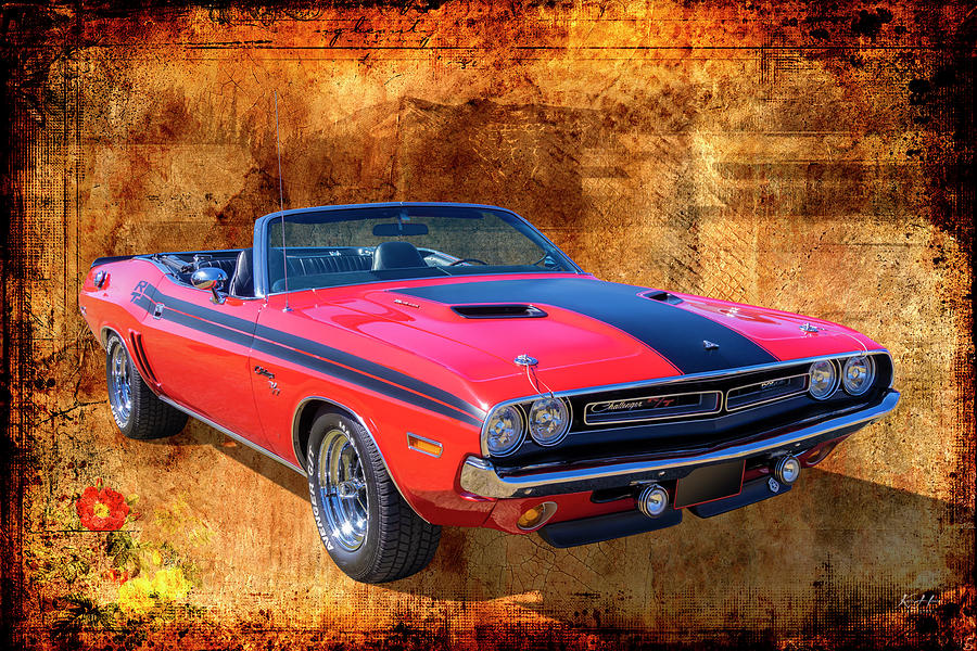 Challenger Convertible by Keith Hawley