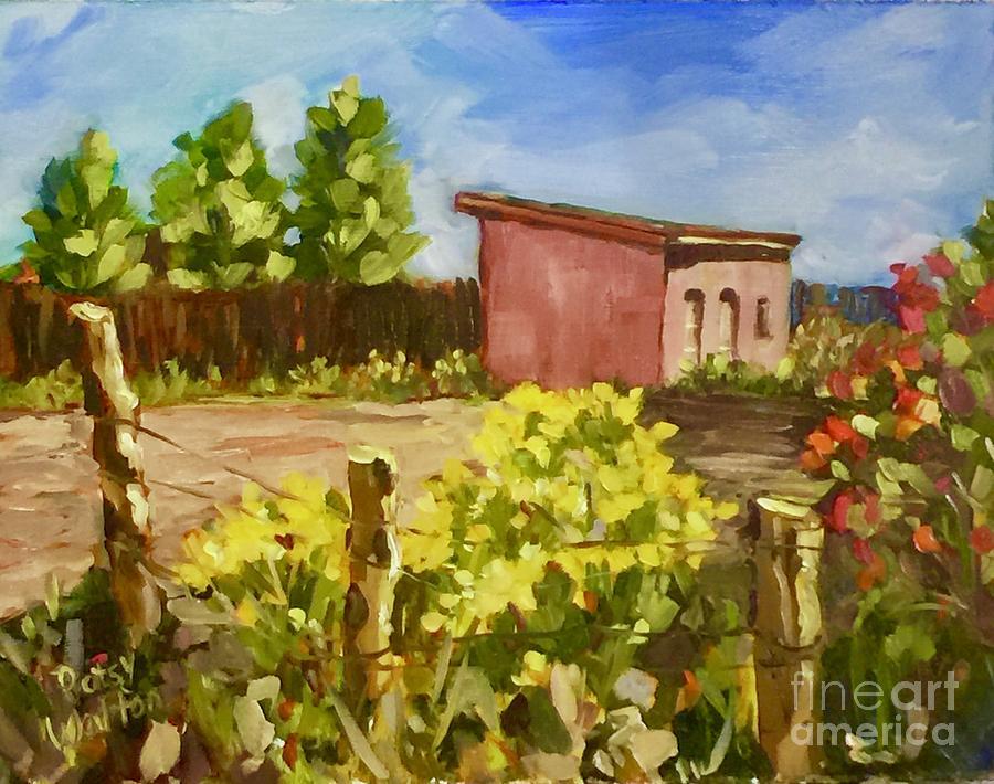 Chamesa In Bloom by Patsy Walton