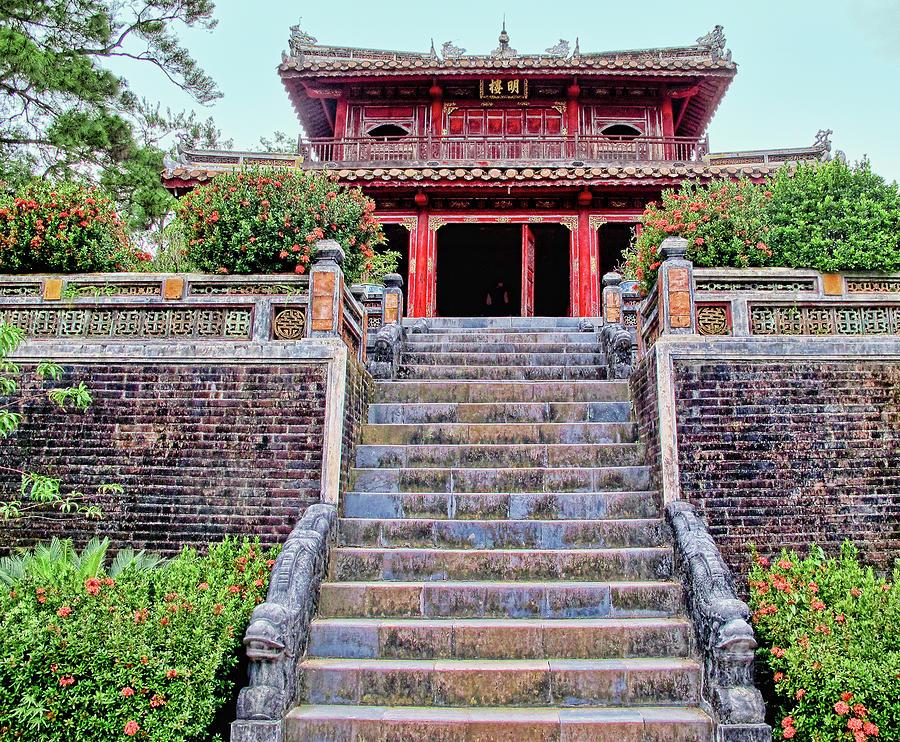 Chan Temple by Rochelle Berman