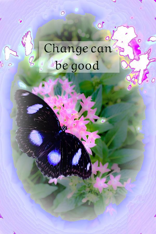 Change Can Be Good by Diane Lindon Coy