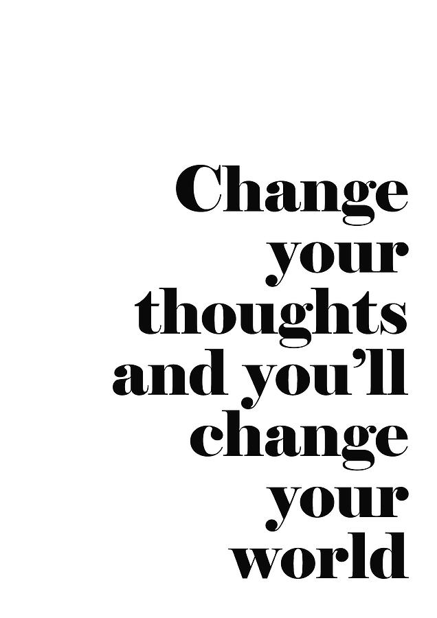 Change Your Thoughts by Zapista OU