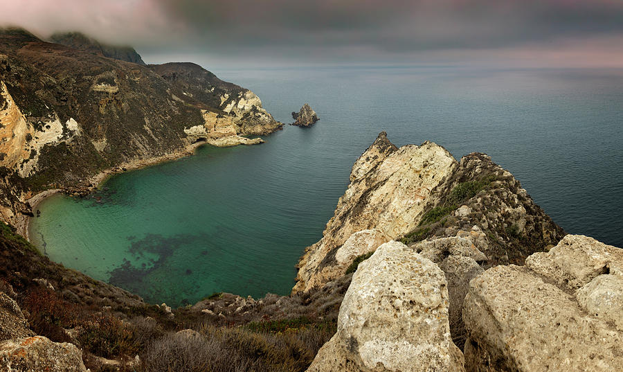Channel Photograph - Channel Islands National Park IIi by Ricky Barnard