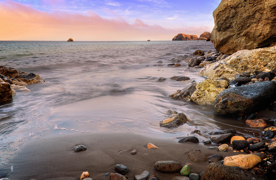 Channel Photograph - Channel Islands National Park Vi by Ricky Barnard
